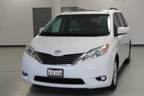 2012 Toyota Sienna for sale at Mag Motor Company in Walnut Creek CA