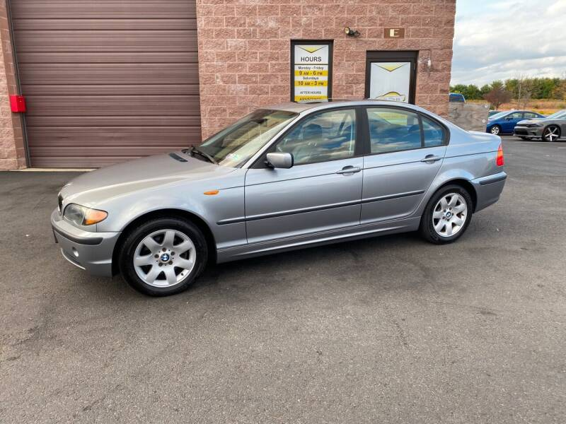 2004 BMW 3 Series for sale at CarNu  Sales in Warminster PA