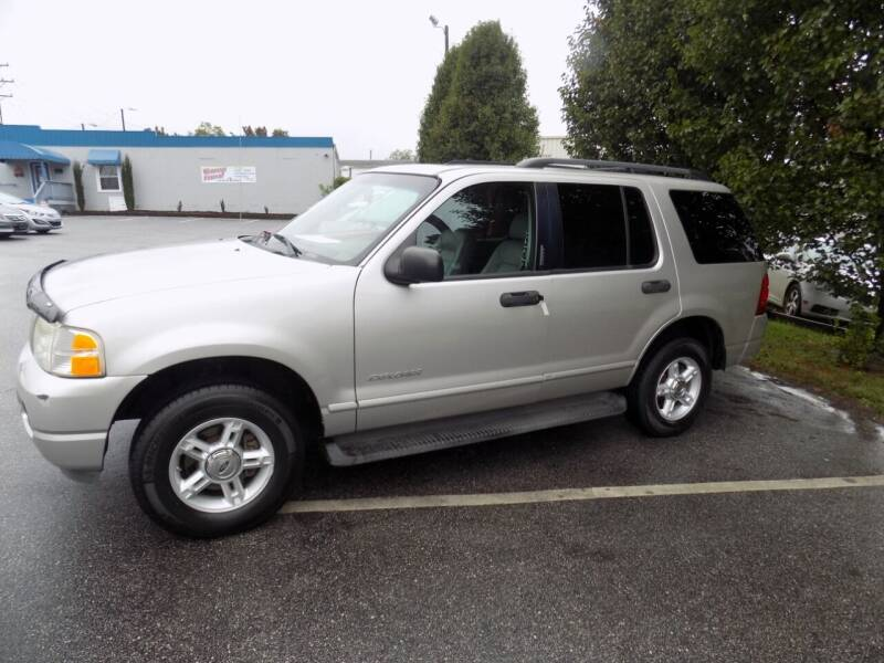 2004 Ford Explorer for sale at Pro-Motion Motor Co in Lincolnton NC