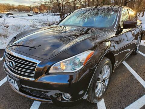 2012 Infiniti M37 for sale at Ultra Auto Center in North Attleboro MA
