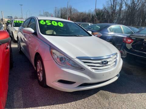 2011 Hyundai Sonata for sale at Super Wheels-N-Deals in Memphis TN