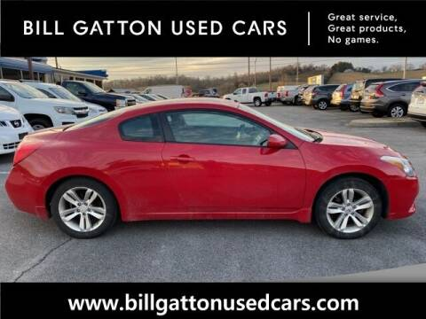 2010 Nissan Altima for sale at Bill Gatton Used Cars in Johnson City TN