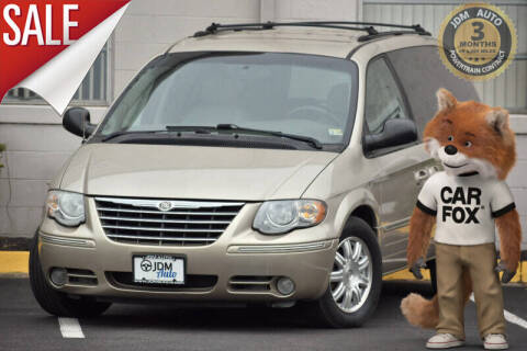 2005 Chrysler Town and Country for sale at JDM Auto in Fredericksburg VA