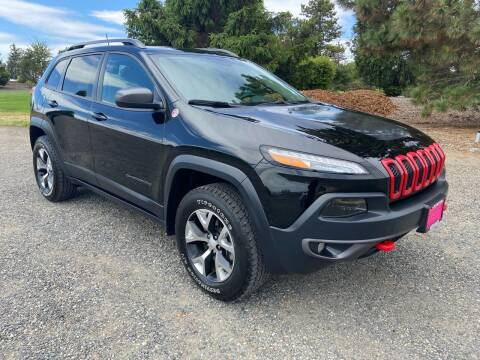 2017 Jeep Cherokee for sale at Clarkston Auto Sales in Clarkston WA