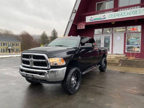 2016 RAM Ram Pickup 2500 for sale at Pop's Automotive in Homer NY