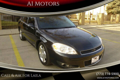 2008 Chevrolet Impala for sale at A1 Motors Inc in Chicago IL