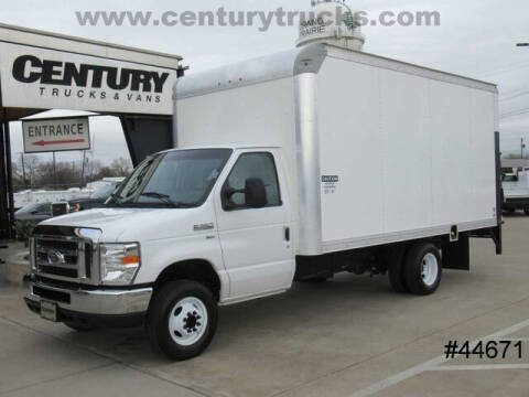 2018 Ford E-Series Chassis for sale at CENTURY TRUCKS & VANS in Grand Prairie TX