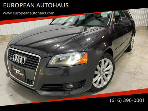 2009 Audi A3 for sale at EUROPEAN AUTOHAUS in Holland MI