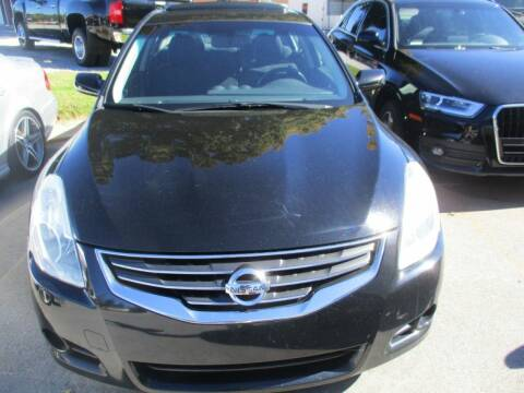 2012 Nissan Altima for sale at Z Motors in Chattanooga TN