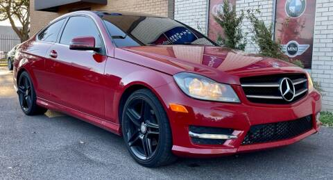2015 Mercedes-Benz C-Class for sale at Auto Imports in Houston TX