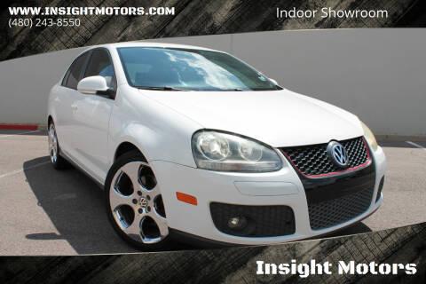 2009 Volkswagen GLI for sale at Insight Motors in Tempe AZ
