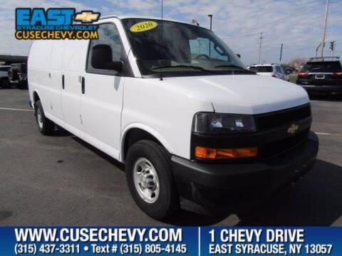 2020 Chevrolet Express Cargo for sale at East Syracuse Performance Sales & Service in Syracuse NY