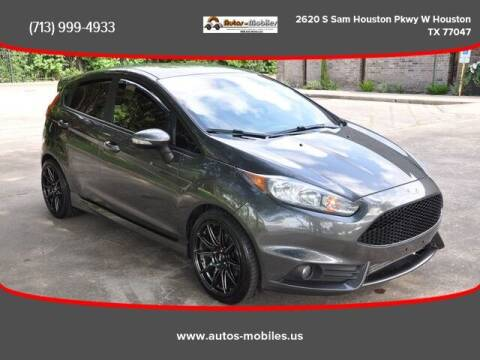 2018 Ford Fiesta for sale at AUTOS-MOBILES in Houston TX