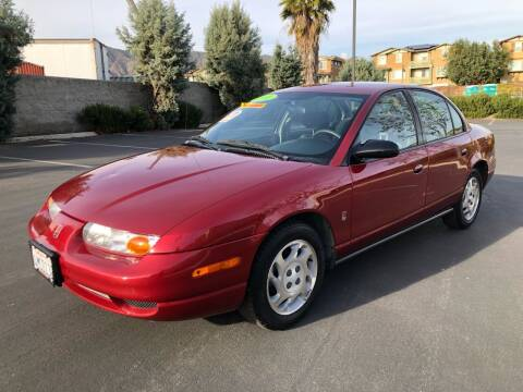 2000 Saturn S-Series for sale at Select Auto Wholesales in Glendora CA