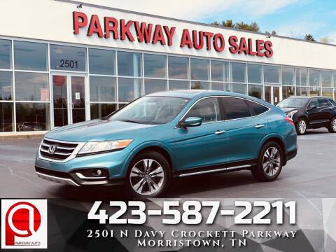 2015 Honda Crosstour for sale at Parkway Auto Sales, Inc. in Morristown TN