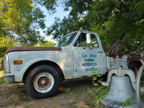 1972 Chevrolet C/K 20 Series for sale at The Car Shed in Burleson TX