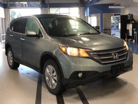 2012 Honda CR-V for sale at Simply Better Auto in Troy NY
