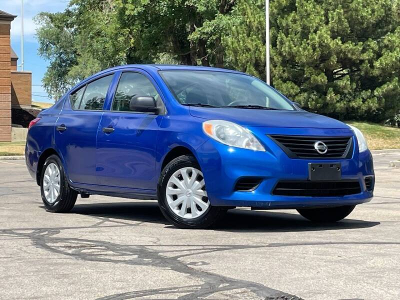 2013 Nissan Versa for sale at Used Cars and Trucks For Less in Millcreek UT