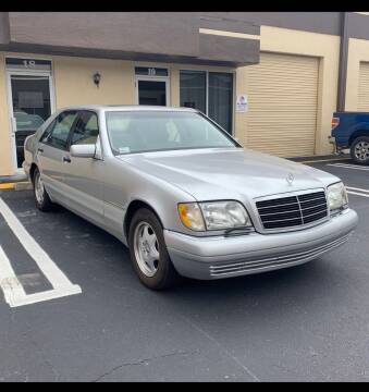 1999 Mercedes-Benz S-Class for sale at Premier Auto Group of South Florida in Wellington FL
