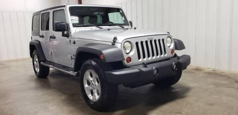 2011 Jeep Wrangler Unlimited for sale at Matt Jones Motorsports in Cartersville GA
