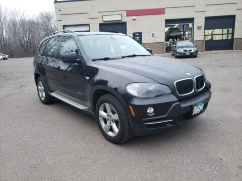 2009 BMW X5 for sale at Fleet Automotive LLC in Maplewood MN