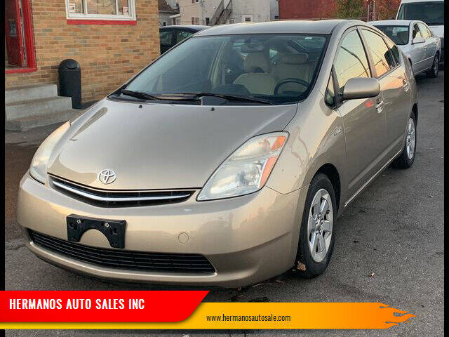 2008 Toyota Prius for sale at HERMANOS AUTO SALES INC in Hamilton OH