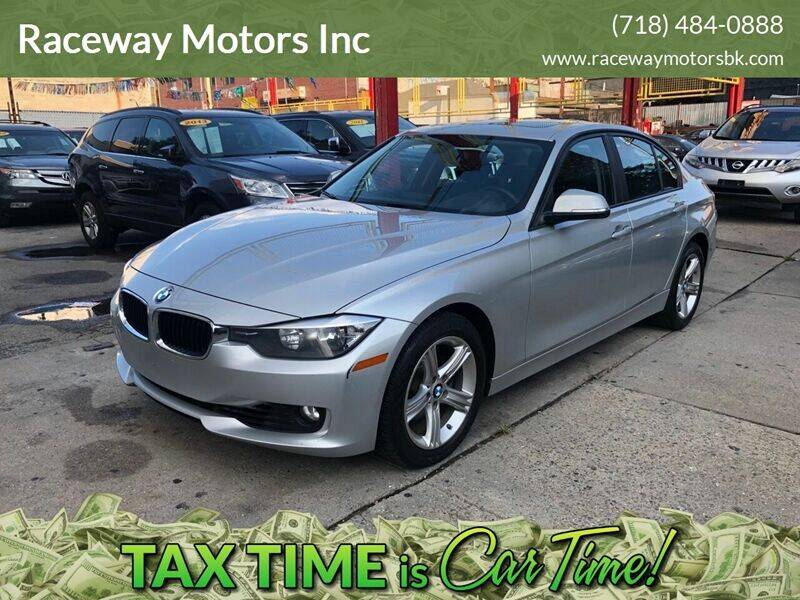 2013 BMW 3 Series for sale at Raceway Motors Inc in Brooklyn NY