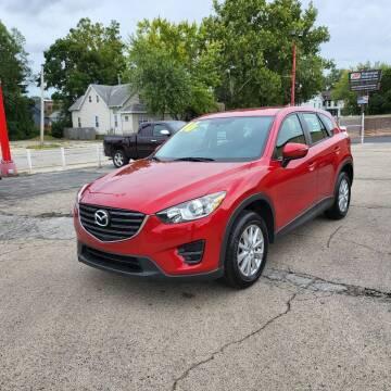 2016 Mazda CX-5 for sale at Bibian Brothers Auto Sales & Service in Joliet IL
