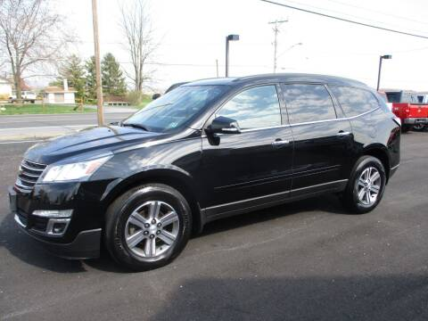 2016 Chevrolet Traverse for sale at FINAL DRIVE AUTO SALES INC in Shippensburg PA