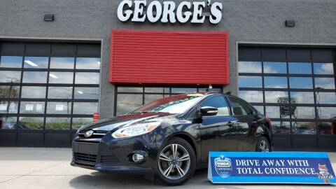 2014 Ford Focus for sale at George's Used Cars - Pennsylvania & Allen in Brownstown MI