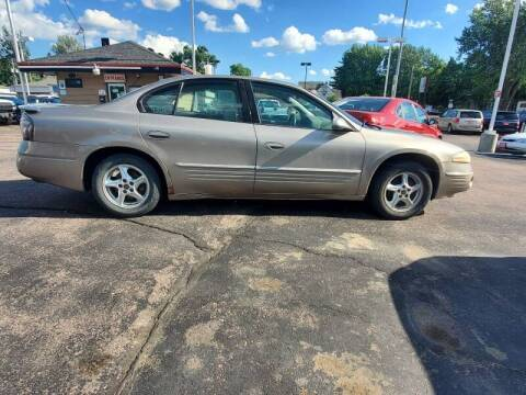 2002 Pontiac Bonneville for sale at Geareys Auto Sales of Sioux Falls, LLC in Sioux Falls SD