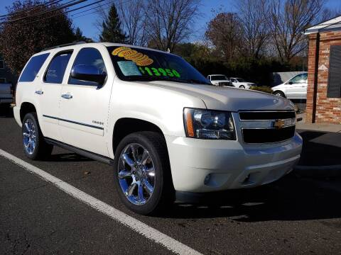 2013 Chevrolet Tahoe for sale at Motor Pool Operations in Hainesport NJ