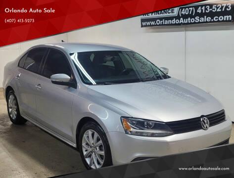 2012 Volkswagen Jetta for sale at Orlando Auto Sale in Orlando FL