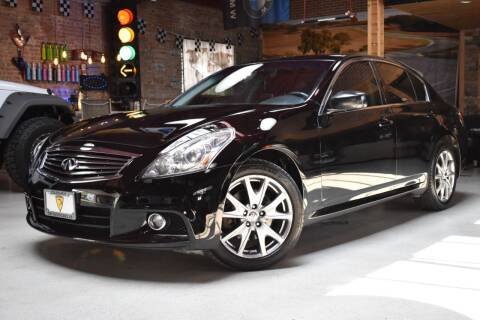 2012 Infiniti G37 Sedan for sale at Chicago Cars US in Summit IL