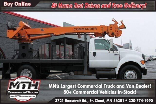2004 Ford F-750 Super Duty for sale in Saint Cloud, MN