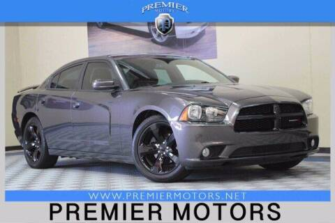 2014 Dodge Charger for sale at Premier Motors in Hayward CA