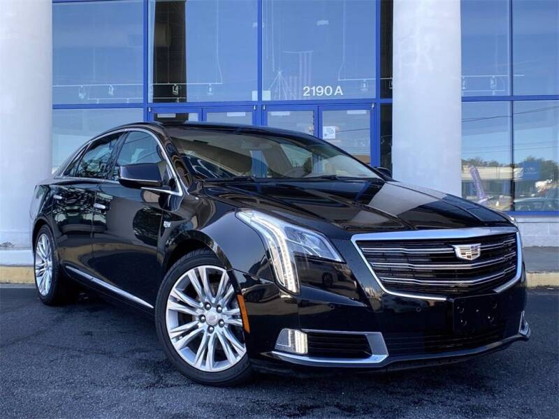 2019 Cadillac XTS for sale at Southern Auto Solutions - Georgia Car Finder - Southern Auto Solutions - Capital Cadillac in Marietta GA