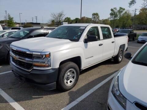 2017 Chevrolet Silverado 1500 for sale at Strosnider Chevrolet in Hopewell VA