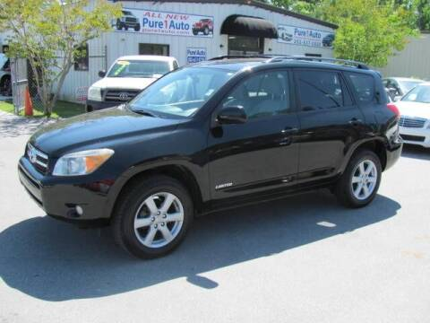 2007 Toyota RAV4 for sale at Pure 1 Auto in New Bern NC