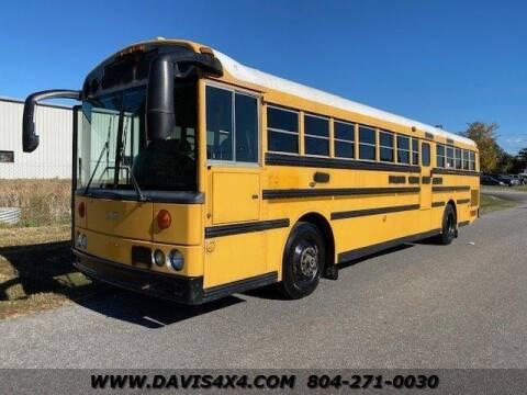 2004 Thomas Built Buses Saf-T-Liner HDX