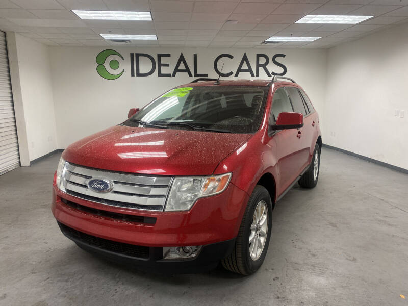 2010 Ford Edge for sale at Ideal Cars in Mesa AZ