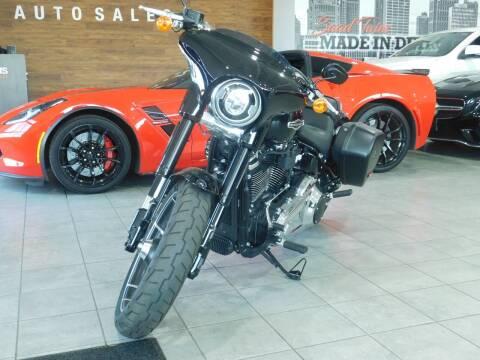 2020 Harley-Davidson FLSB for sale at Twins Auto Sales Inc in Detroit MI