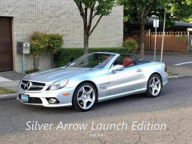 2009 Mercedes-Benz SL-Class for sale in Portland, OR