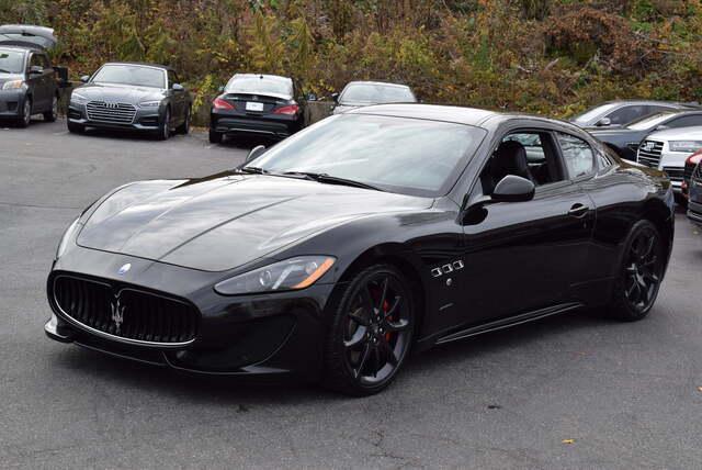 2013 Maserati GranTurismo for sale at Automall Collection in Peabody MA