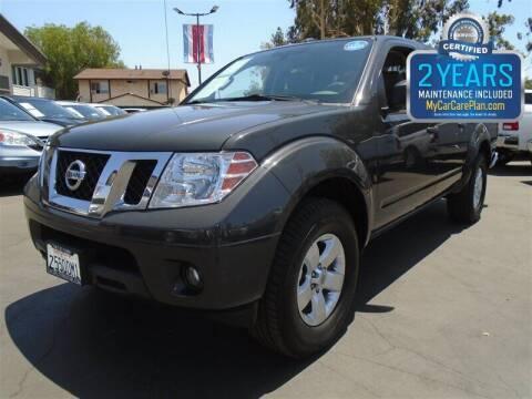 2013 Nissan Frontier for sale at Centre City Motors in Escondido CA