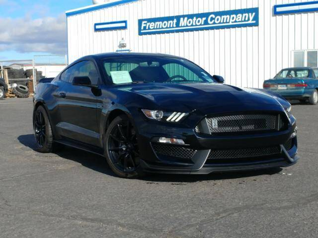 2018 Ford Mustang for sale at Rocky Mountain Commercial Trucks in Casper WY