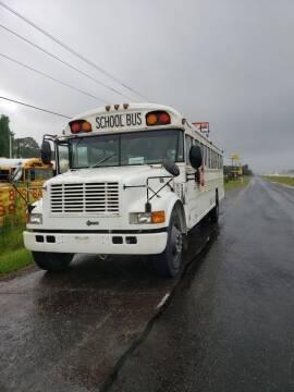 2004 International Blue Bird for sale at Interstate Bus Sales Inc. in Wallisville TX