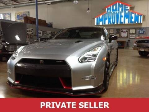 2016 Nissan GT-R for sale at US 24 Auto Group in Redford MI