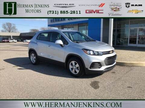 2019 Chevrolet Trax for sale at Herman Jenkins Used Cars in Union City TN