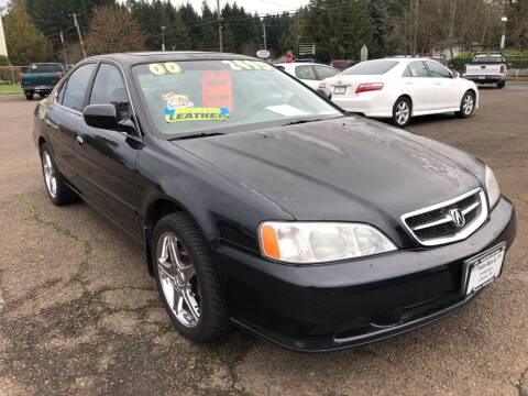 2000 Acura TL for sale at Freeborn Motors in Lafayette, OR